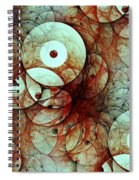 Multiple Targets Spiral Notebook