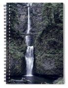 Multnomah Falls - Columbia Gorge - Oregon State Spiral Notebook