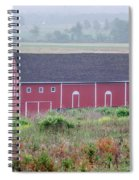 Mummasburg Road Farm 2706 Spiral Notebook