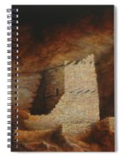 Mummy Cave  Spiral Notebook
