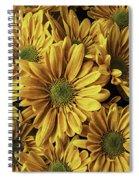 Mums Bunch Spiral Notebook