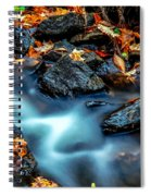 Munising Falls IIi Spiral Notebook