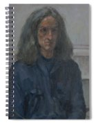 Murray, 2008 Oil On Canvas Spiral Notebook