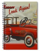 Murray Fire Truck Spiral Notebook