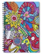 Musaic Spiral Notebook