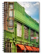 Musee Conti -wax Museum Nola Spiral Notebook