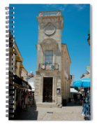 Museum Of Popular Arts, Musee Spiral Notebook
