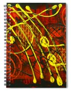 Music 3 Spiral Notebook
