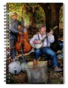 Music Band - The Bands Back Together Again  Spiral Notebook