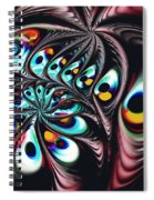 Music Factory Spiral Notebook