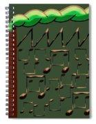 Music Industry Spiral Notebook