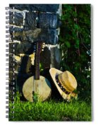 Music In The Morning Spiral Notebook
