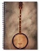 Music - String - Banjo  Spiral Notebook