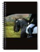 Musical Freestyle Spiral Notebook