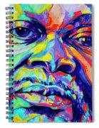 Musical Genuis Spiral Notebook