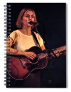 Musician And Songwriter Sam Phillips Spiral Notebook