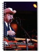 Musician Junior Brown Spiral Notebook