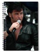Musician Spiral Notebook