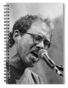 Musicians Warren Zevon Spiral Notebook