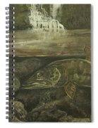 Muskellunge Spiral Notebook