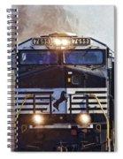 Mustang 7699 Spiral Notebook