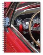 Mustang Classic Interior Spiral Notebook
