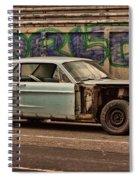 Mustang Power Spiral Notebook