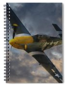 Mustang Tribute Spiral Notebook