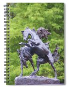 Mustangs Spiral Notebook