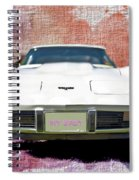My Baby - Featured In Vehicle Enthusiasts Group Spiral Notebook