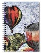 My Beautiful Balloon Spiral Notebook
