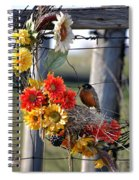 My Beautiful Nest Spiral Notebook