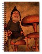 My Beautiful World Spiral Notebook