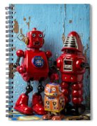 My Bots Spiral Notebook