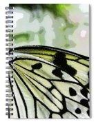 My Butterfly Spiral Notebook