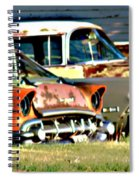 My Cars Spiral Notebook