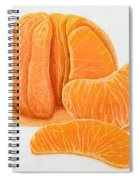 My Clementine Spiral Notebook