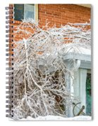 My Confused Backyard Spiral Notebook