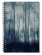 My Dark Forest Spiral Notebook