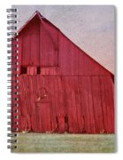 My Days Are Done Spiral Notebook
