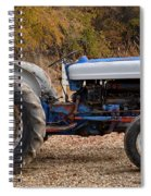 My Faithful Tractor Spiral Notebook