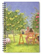 My Family And Other Animals Spiral Notebook