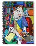 My First Novel Spiral Notebook