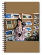 My First Personal Photo Show 2013 Spiral Notebook