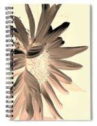 My First Sunflower Spiral Notebook