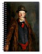 My Friend Brien Spiral Notebook