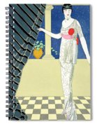My Guests Have Not Arrived Spiral Notebook