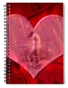 My Heart's Desire 2 Spiral Notebook