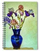 My Iris Vincent's Genius Spiral Notebook