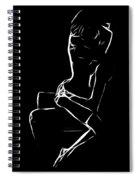 My Lover Spiral Notebook